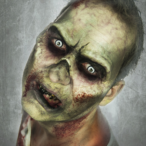 Cursus Zombie Extreme Make-up