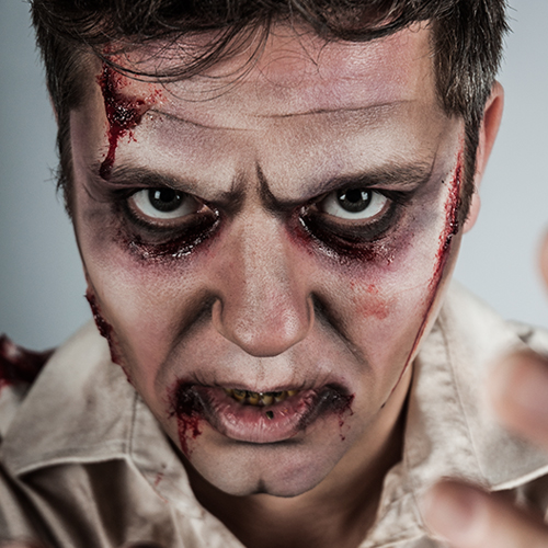 Cursus zombie make-up