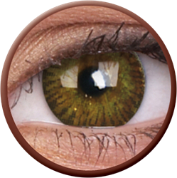 3 Tones Contactlens Brown