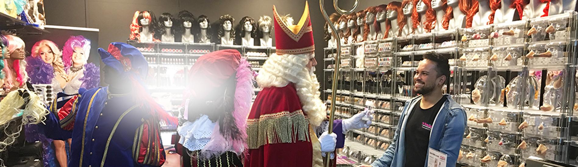 Voorpag - Big Slider Sinterklaas