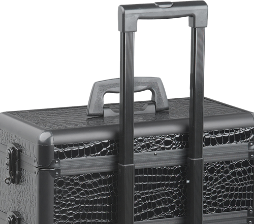 Croco Aluminium Trolley