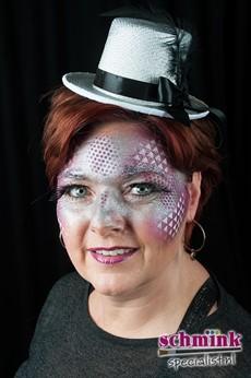 Fotoalbum - Workshop glamour carnaval-262
