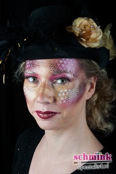 Fotoalbum - Workshop glamour carnaval-269
