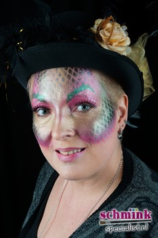 Fotoalbum - Workshop glamour carnaval-272