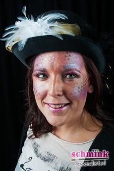 Fotoalbum - Workshop glamour carnaval-274