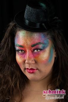 Fotoalbum - Workshop glamour carnaval-275
