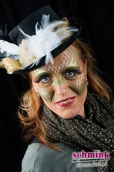 Fotoalbum - Workshop glamour carnaval-277