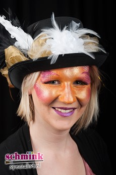 Fotoalbum - Workshop glamour carnaval-301