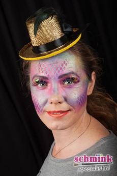 Fotoalbum - Workshop glamour carnaval-334