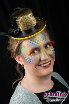 Fotoalbum - Workshop glamour carnaval-346