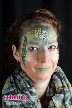 Fotoalbum - Workshop schminken met sjablonen-564