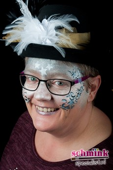 Fotoalbum - Workshop schminken met sjablonen-546