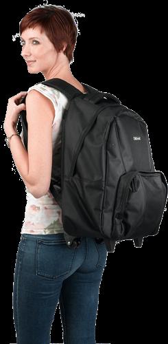 Rugzak Backpack met Trolley-3