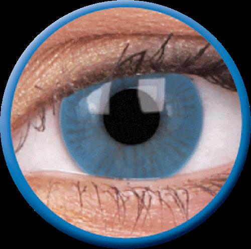 Basic Blue Contactlens