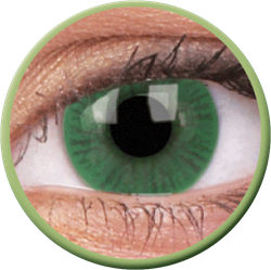 Basic Green Contactlens