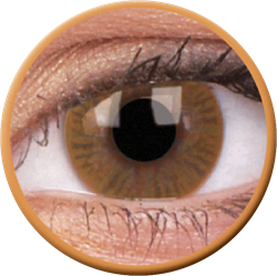 Basic Honey Contactlens
