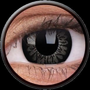 Big Eyes Dolly Black Contactlens
