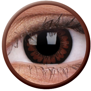 Big Eyes Pretty Hazel Contactlens