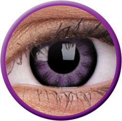 Big Eyes Ultra Violet Contactlens