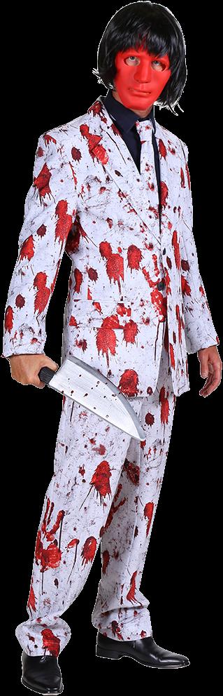 Kostuum Kopen Halloween.Bloederig Halloween Kostuum Maat 48