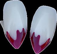 Blood tip Deluxe Vampier tanden-2