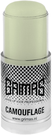 Grimas Camouflage Make-up Pure 408 Lichtgroen