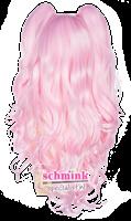 Candy Pruik