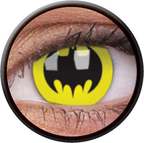 Crazy Bat Crusader Contactlens