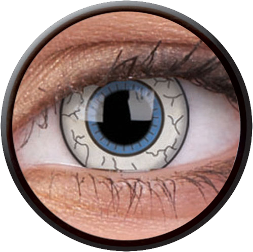 Crazy Comic Eye Contactlens
