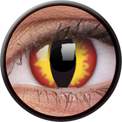 Crazy Dragon Eyes Contactlens