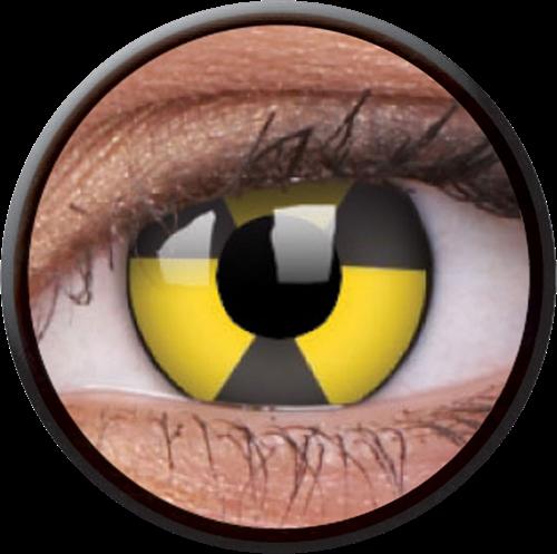 Crazy Radiate Contactlens