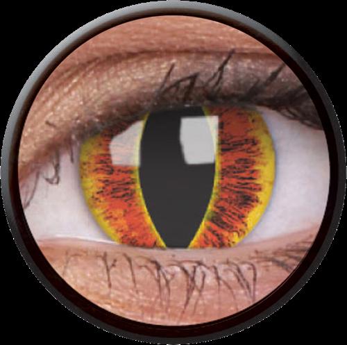 Crazy Sauron's Eye Contactlens