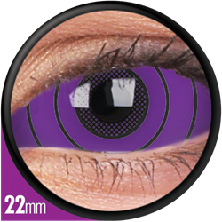 Crazy Sclera Colossus Contactlens