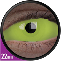 Crazy Sclera UV Spawn Contactlens