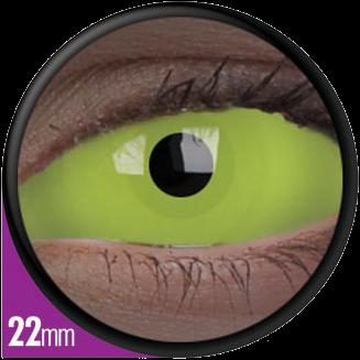 Crazy Sclera UV Spawn Contactlens