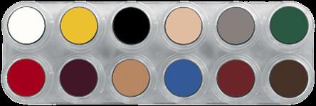 Grimas Crème Make-up Pure Palet B