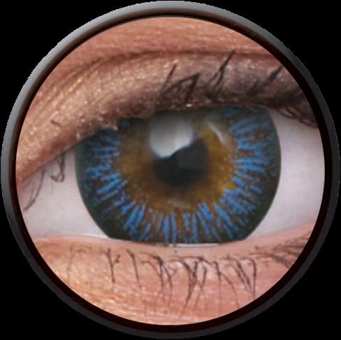 Big Eyes Enchanter Blue Contactlens