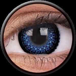 Eyelush Blue Contactlens