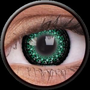 Eyelush Green Contactlens