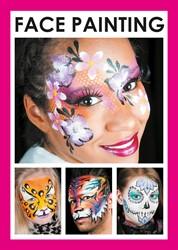 Face painting schminkboek