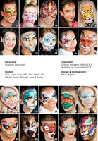 Face painting schminkboek-2