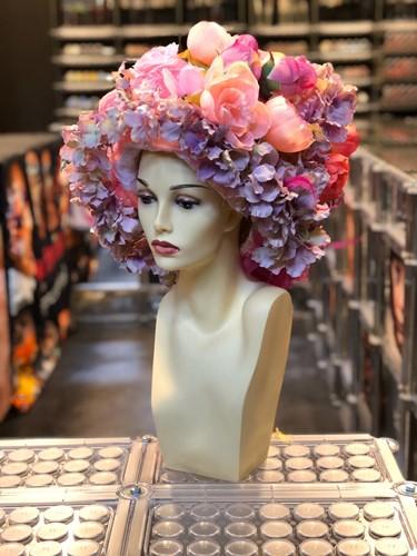 Fantasiepruik bloemenpracht