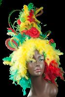 Fantasiepruik carnaval
