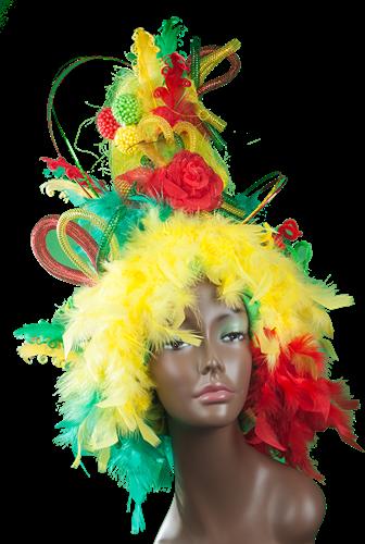 Fantasiepruik carnaval-2