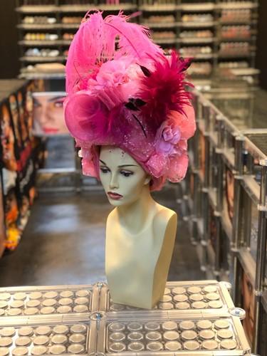 Fantasiepruik Pink Lady
