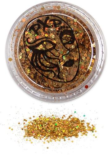 Festival Glitter Fijn Goud