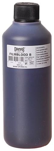 Grimas Filmbloed Donkerrood