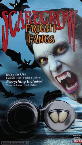 Fright Fangs - Goedkope Vampier tanden