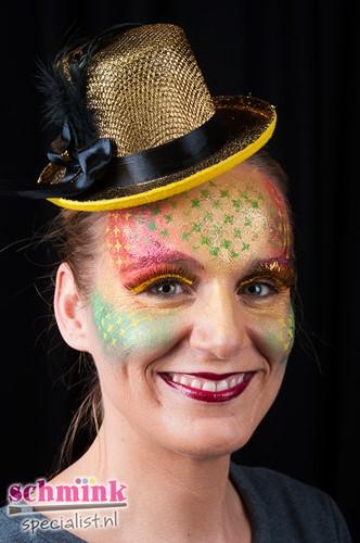 10 februari 2019 - 13:45u - Workshop Glamour Carnaval-2