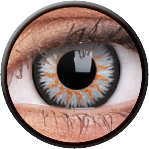 Glamour Grey Contactlens